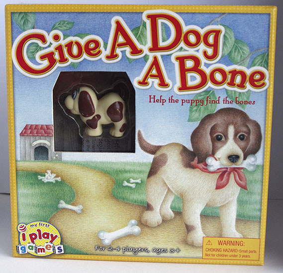 Give A Dog A Bone game box front