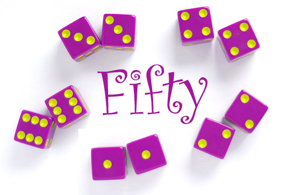 Fifty the dice game
