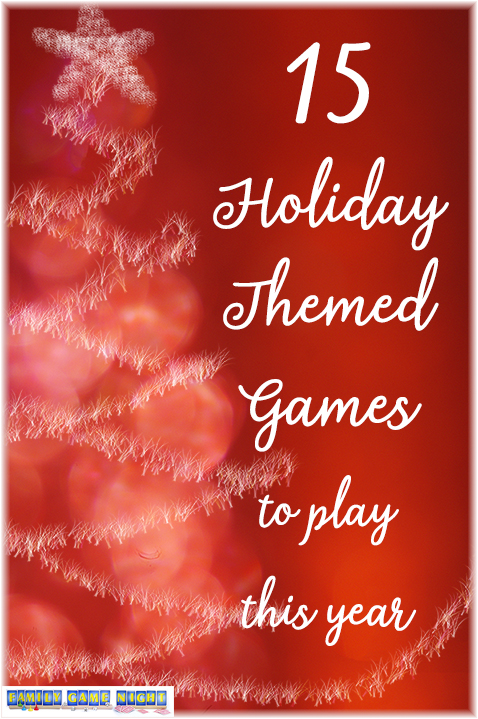 15 holiday themed games